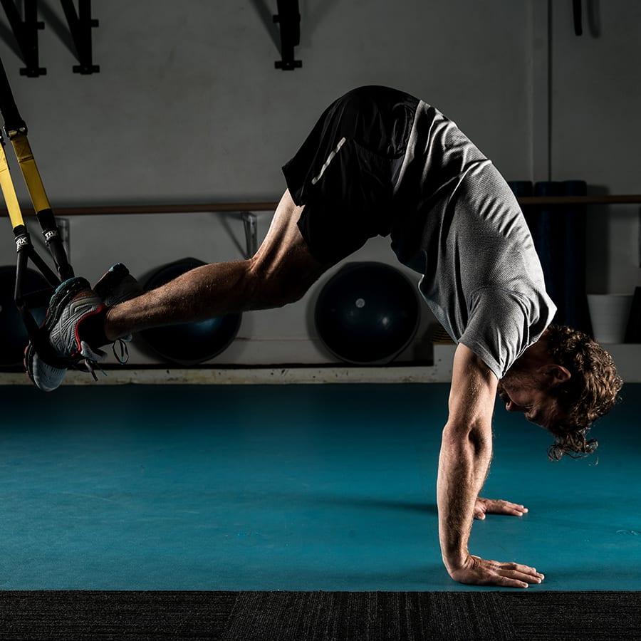 Ryan Clarke profile ladder running